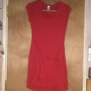 Juniors (size 11-13) Red Dress
